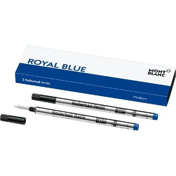 Montblanc Fineliner Refill - Royal Blue (2 Per Pack) 128248