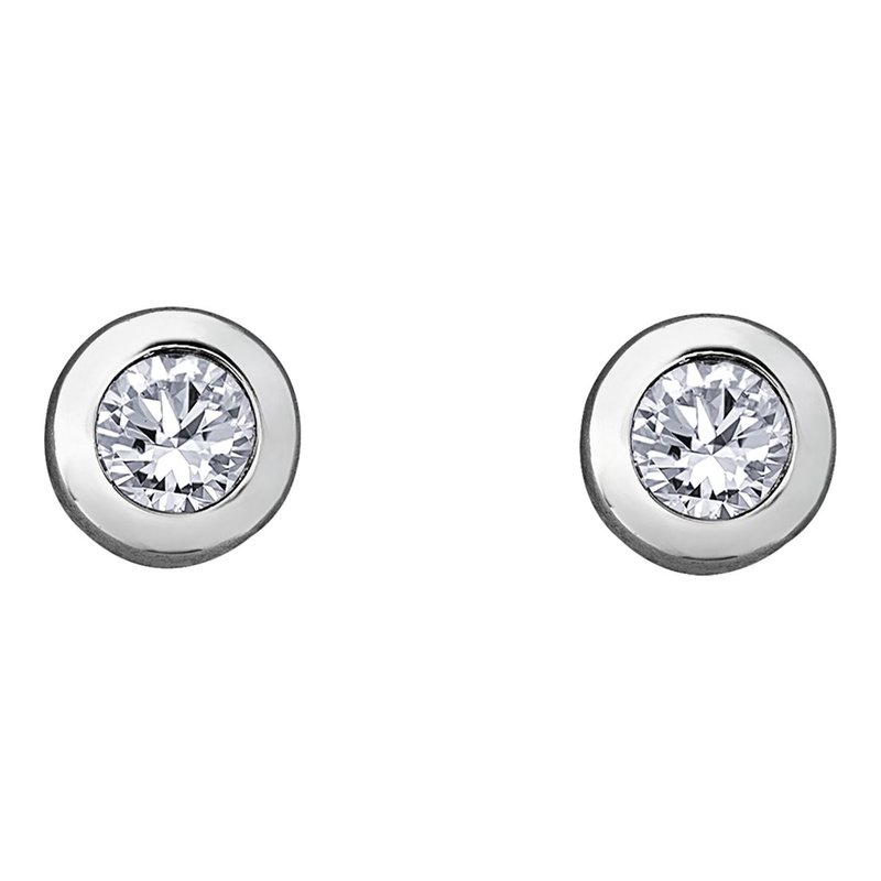 Ashley Diamond Stud Earrings