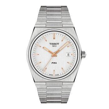 T-Classic PRX Stainless Steel Bracelet Watch T1374101103100