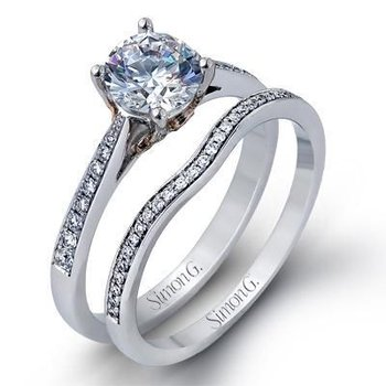 Semi-Mount Engagement Ring