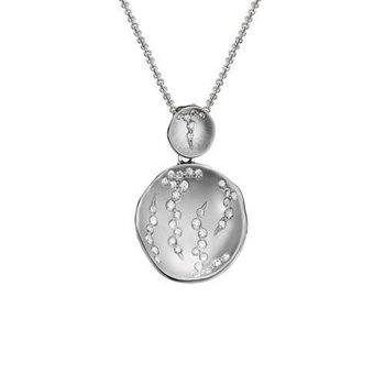 Diamond Set Necklace