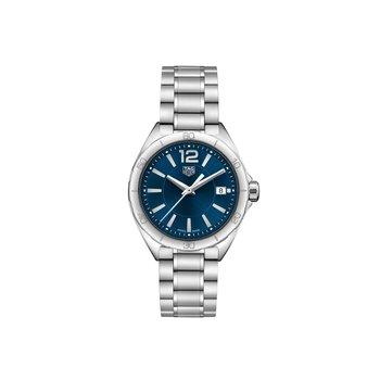 Formula 1 35mm quartz watch, blue dial, bracelet