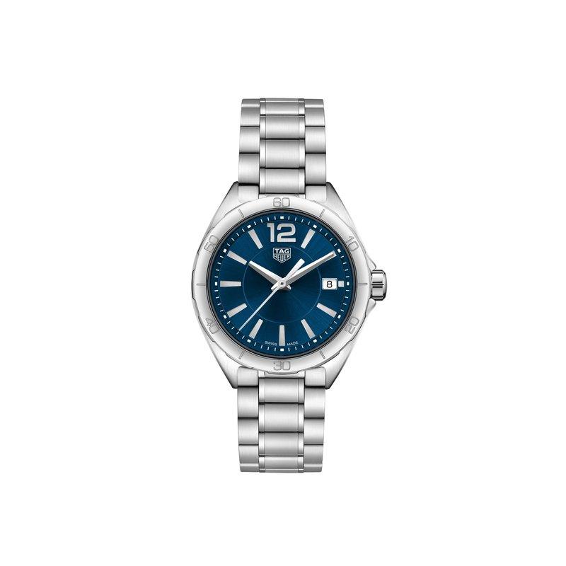 TAG Heuer Formula 1 35mm quartz watch, blue dial, bracelet