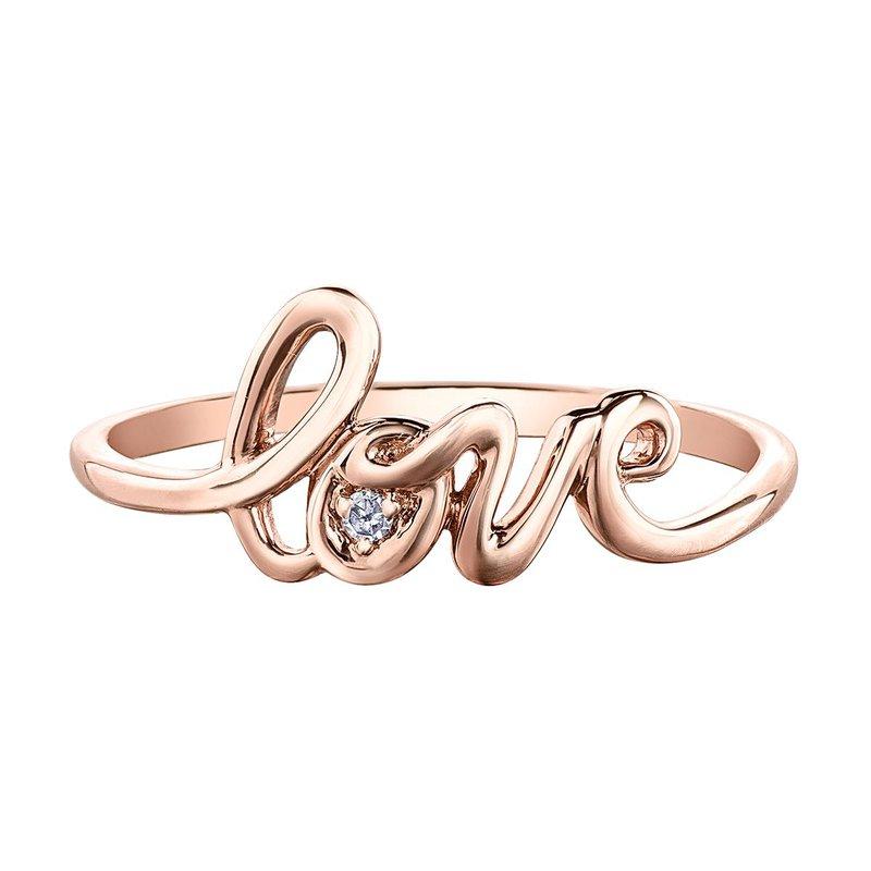 Ashley Ladies Love Ring