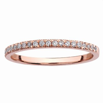 Diamond Set Band