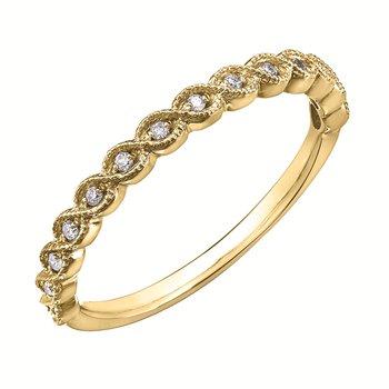 Diamond Stackable Riing