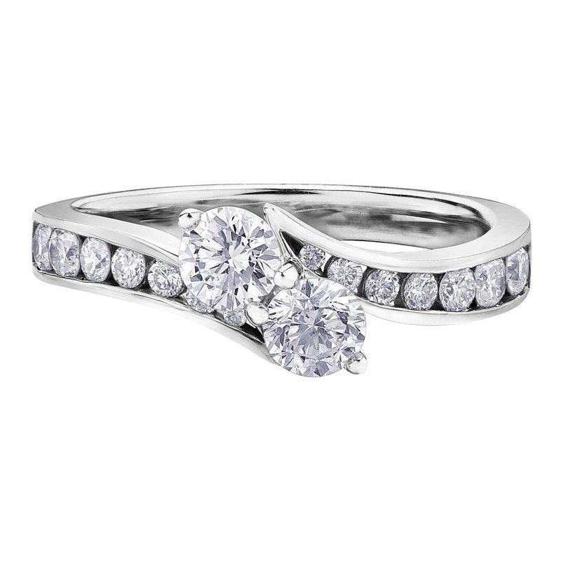 Ashley Laides Diamond Engagement Ring