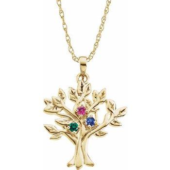 Family Tree Pendant
