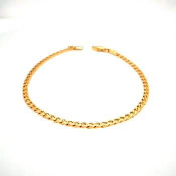 Ladies Yellow Gold Bracelet