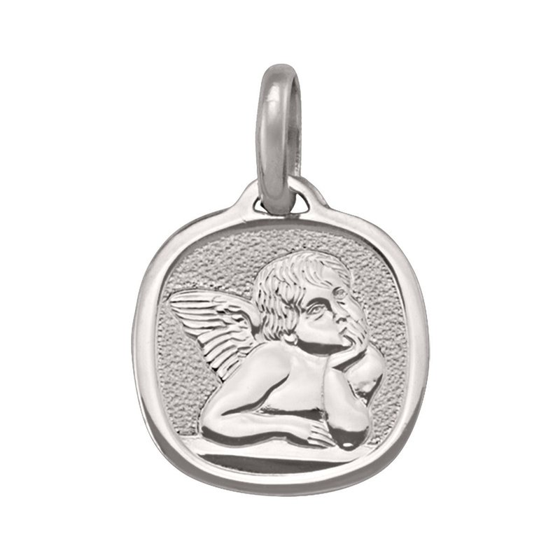Ashley Guardian Angel Charm