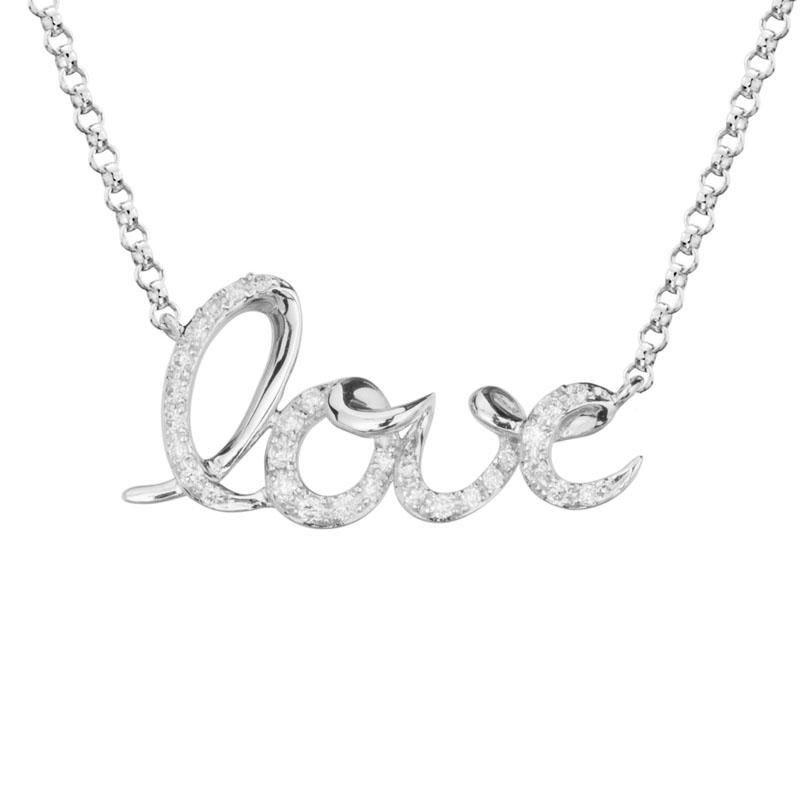 Ashley Love Necklace