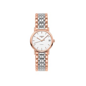 L4.322.1.12.7 Presence Ladies Swiss watch