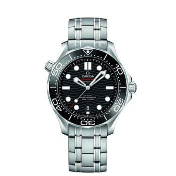 SEAMASTER DIVER 300M OMEGA CO-AXIAL MASTER CHRONOMETER 42 MM  21030422001001