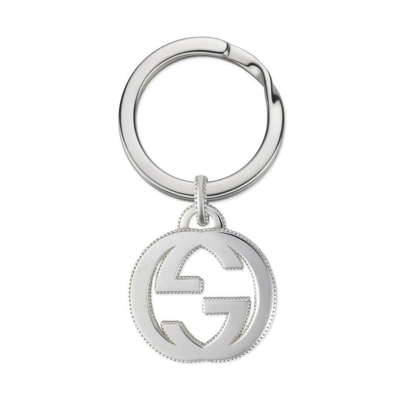 Gucci Interlocking G Key Chain