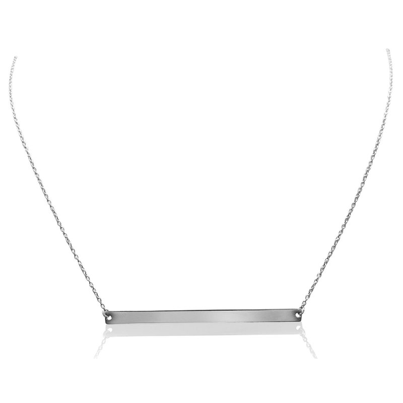 Ashley Bar Necklace
