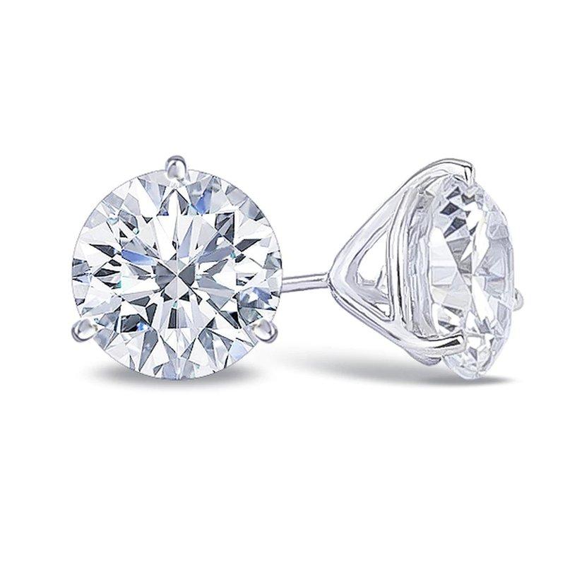Ashley 2.40 carat Diamond Stud Earrings