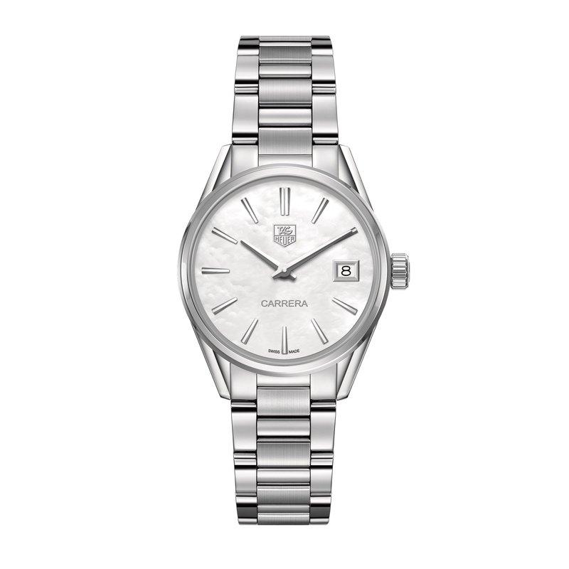 TAG Heuer CARRERA Quartz Watch - Diameter 32 mm WAR1311.BA0778