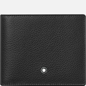 Meisterstuck Soft Grain Wallet 6cc Black