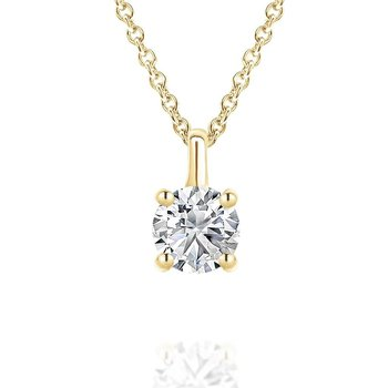 .32carat Diamond Solitaire Necklace