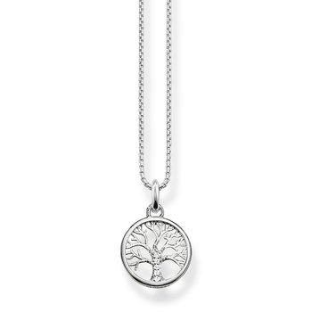 Necklace Tree of Love silver KE2092-051-14-L42V