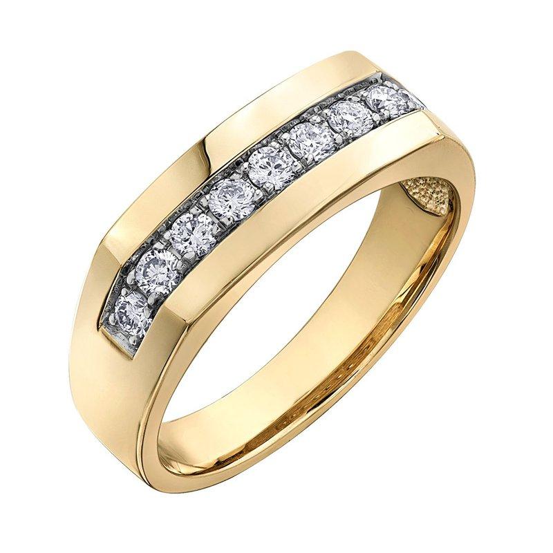 Ashley Men's Diamond Ring