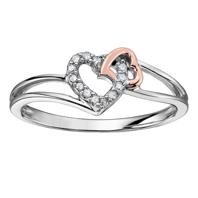 Ashley Heart Shaped Ring