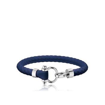 Blue Omega Sailing Bracelet - Large