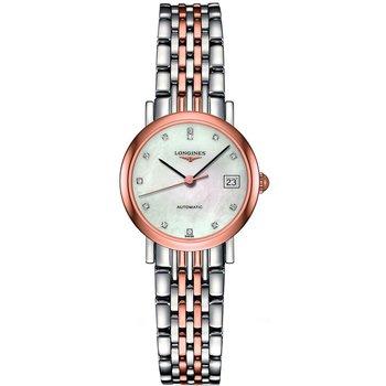 Elegant Collection Automatic Ladies Watch L43095877