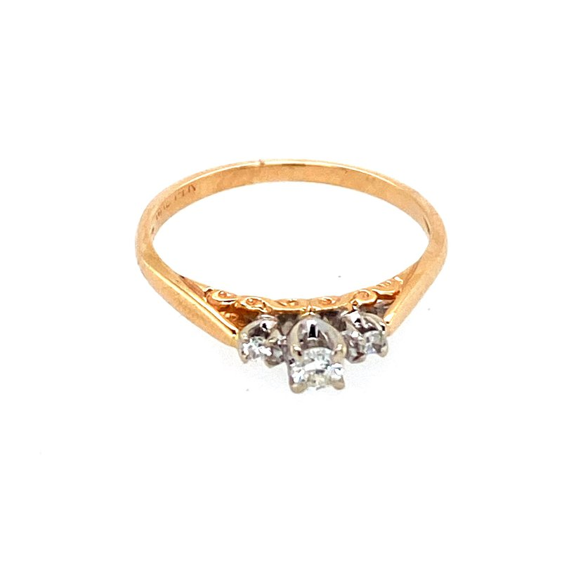 Ashley Estate Ladies Diamond Ring