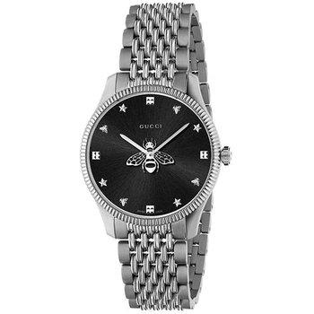 G-Timeless Slim 36mm Steel Bracelet MODEL : YA1264154
