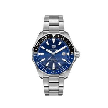 Aquaracer 43mm GMT