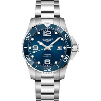 HydroConquest Automatic 43mm Mens Watch