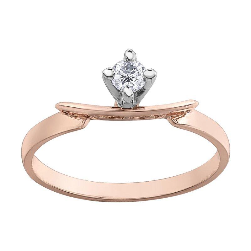 I Am Canadian Engagement Ring