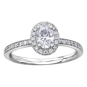 1.15 carat total weight Diamond Ring