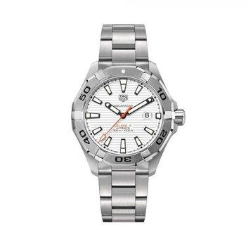 Aquaracer White Dial Men's Watch WBD1111.BA0928