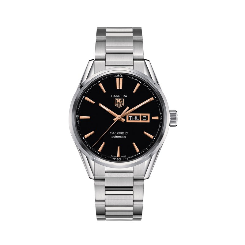 TAG Heuer CARRERA Automatic Watch - Diameter 41 mm WAR201C.BA0723