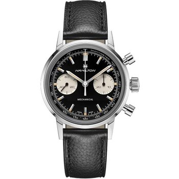 American Classic Intra-Matic Chronograph H Mechanical | 40mm | H38429730
