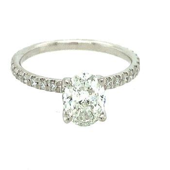 1.50 Carat Diamond Engagement Ring