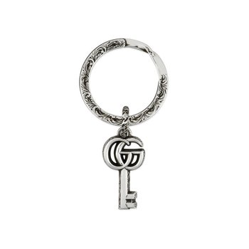 Double G keychain