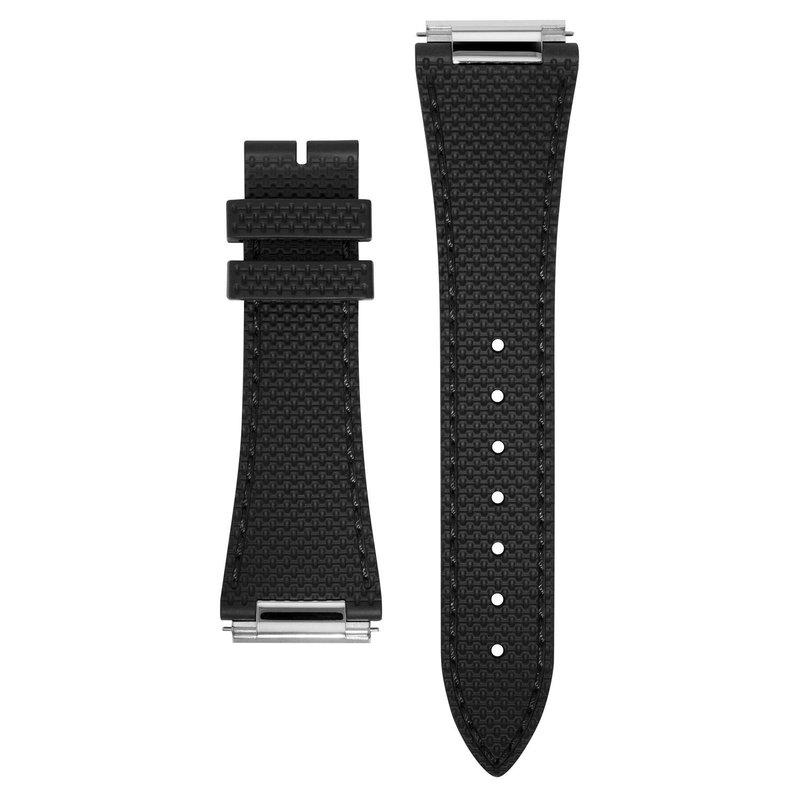 Frédérique Constant Highlife Heartbeat Auto | Steel Bracelet | Black Dial FC-310B4NH6B Watch