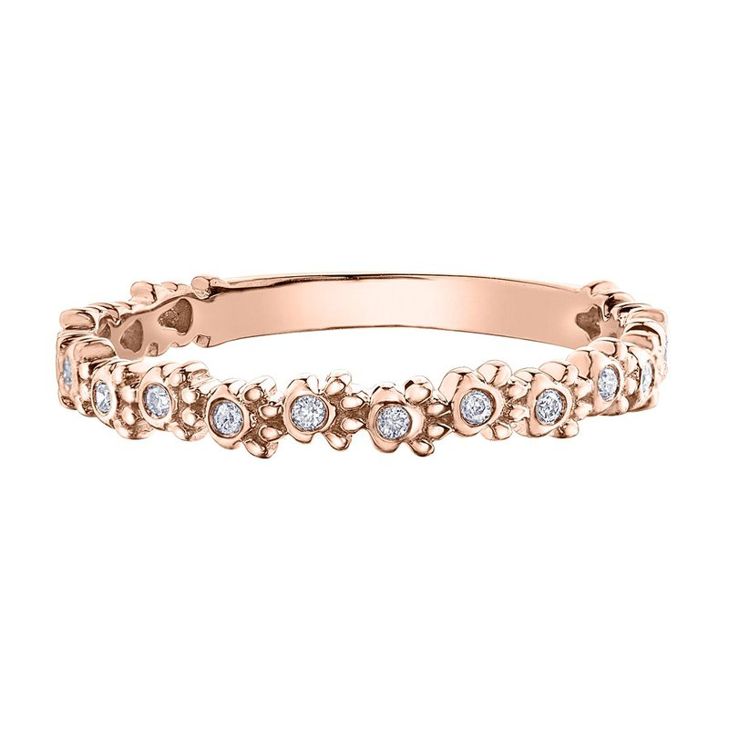 Ashley Ladies Stackable Band