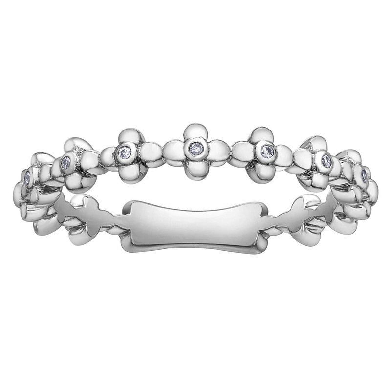 Ashley Ladies Stackable Ring
