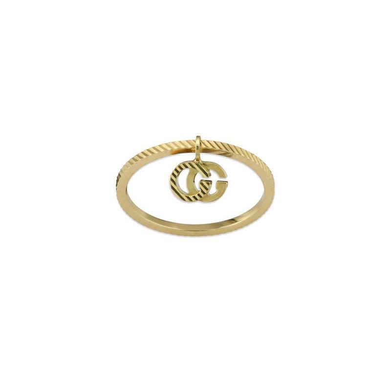 Gucci GG Running Yellow Gold 18k Ring