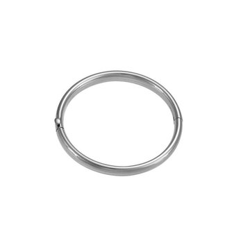 Baby Silver Cuff Bracelet