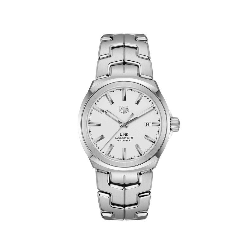 TAG Heuer LINK Automatic Watch - Diameter 41 mm