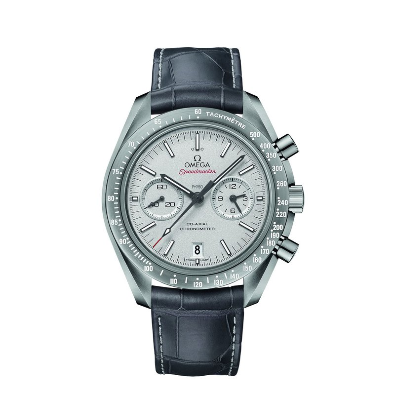 OMEGA SPEEDMASTER MOONWATCH OMEGA CO-AXIAL CHRONOGRAPH 44.25 MM Grey Side of the Moon