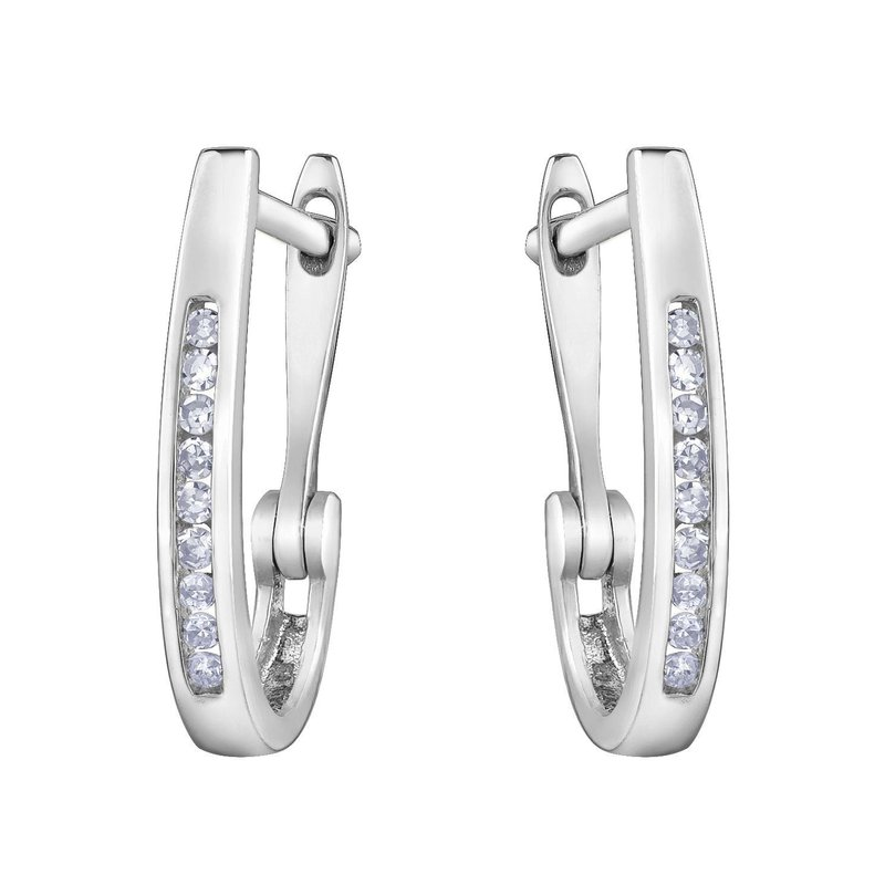 Ashley Diamond Earrings