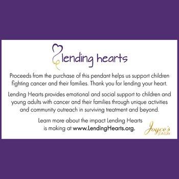 Lending Hearts Pendant