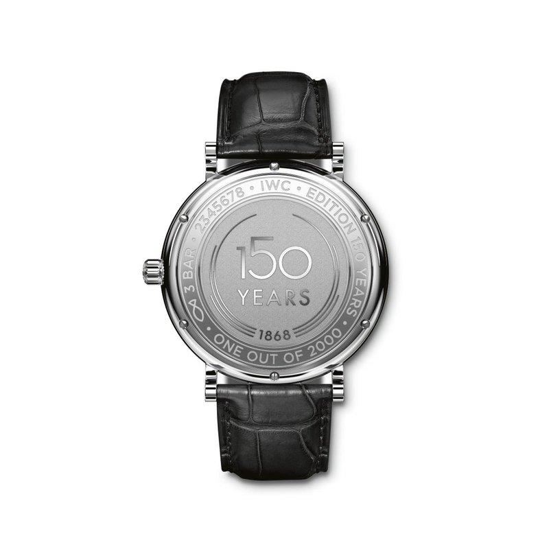"IWC Portofino Automatic Ed. ""150 years"""