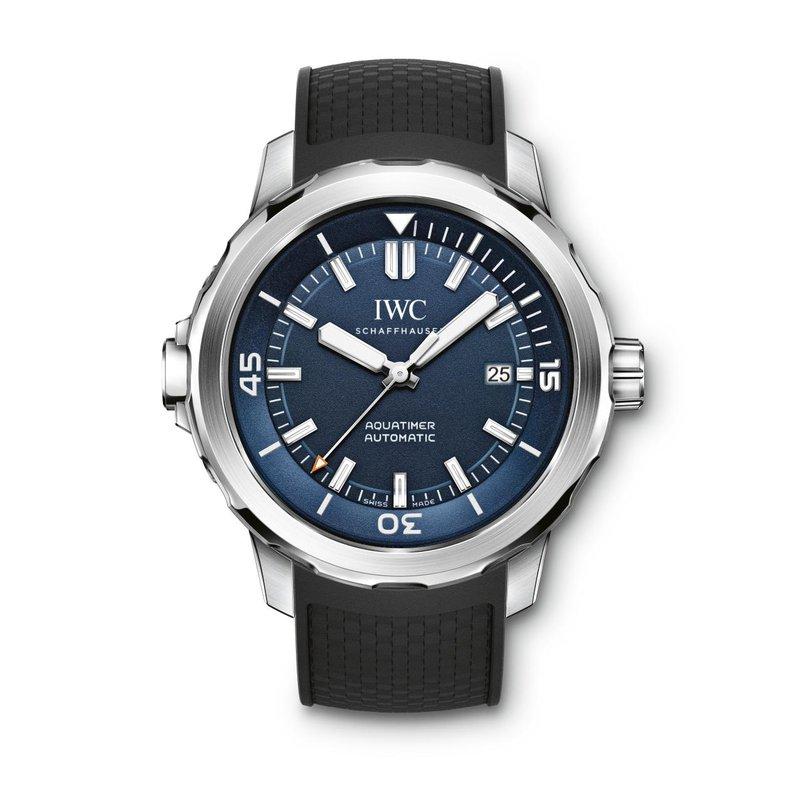 IWC Aquatimer Automatic Cousteau